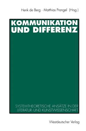 Kommunikation und Differenz