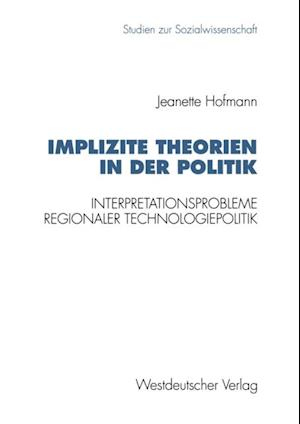 Implizite Theorien in der Politik
