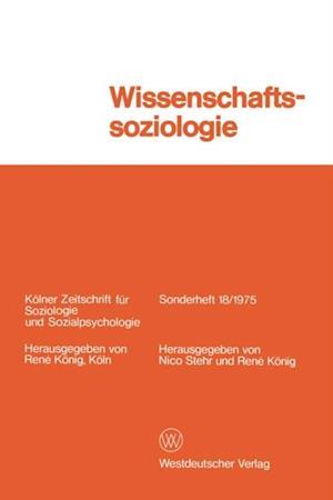 Wissenschaftssoziologie