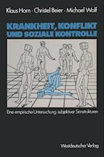 Krankheit, Konflikt und soziale Kontrolle