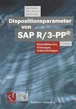 Dispositionsparameter Von SAP R/3-Pp(r)