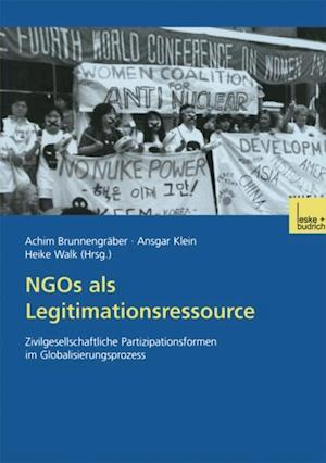 NGOs als Legitimationsressource