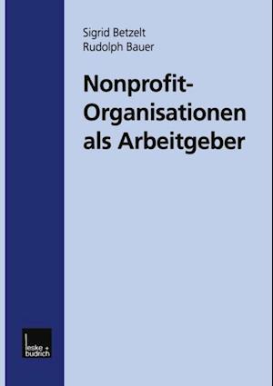 Nonprofit-Organisationen als Arbeitgeber