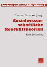 Sozialwissenschaftliche Konflikttheorien