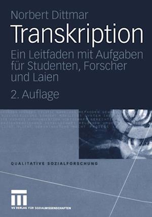 Transkription af Norbert Dittmar