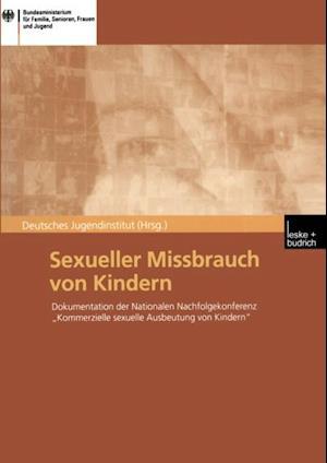 Sexueller Missbrauch von Kindern af Deutsches Jugendinstitut