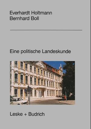 Sachsen-Anhalt af Everhard Holtmann, Bernhard Boll