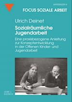 Sozialraumliche Jugendarbeit af Ulrich Deinet