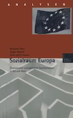 Sozialraum Europa af Benjamin Benz, Ernst-Ulrich Huster, Jurgen Boeckh