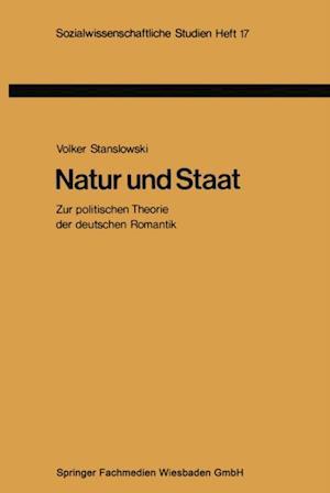 Natur und Staat af Volker Stanslowski