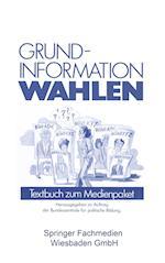 Grundinformation Wahlen af Edmund Budrich