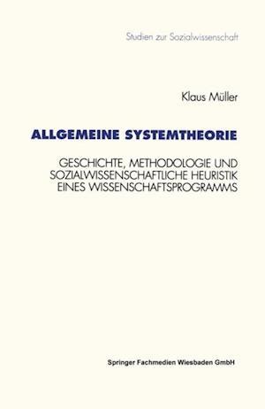 Allgemeine Systemtheorie af Klaus Muller
