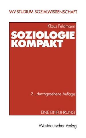 Soziologie kompakt af Klaus Feldmann