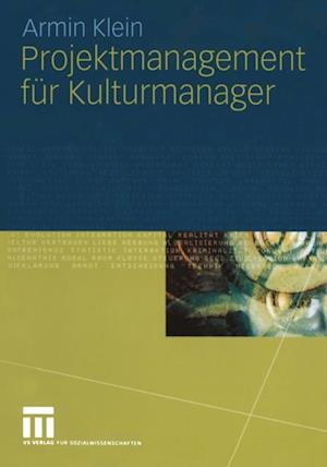 Projektmanagement fur Kulturmanager