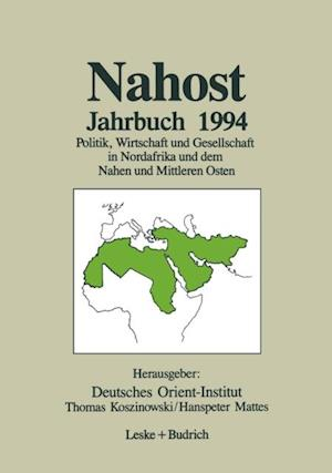 Nahost Jahrbuch 1994