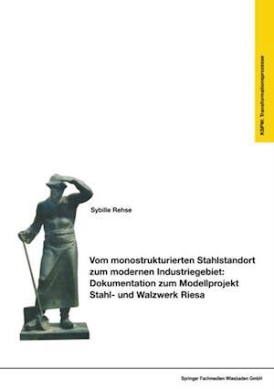 Vom monostrukturierten Stahlstandort zum modernen Industriegebiet: Dokumentation zum Modellprojekt Stahl- und Walzwerk Riesa af Sybille Rehse