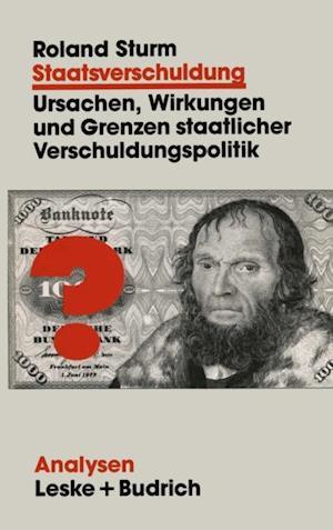 Staatsverschuldung af Roland Sturm