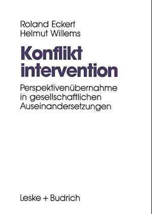 Konfliktintervention af Roland Eckert