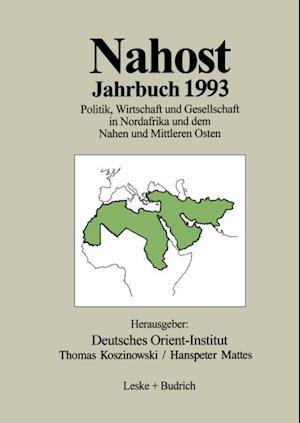 Nahost Jahrbuch 1993