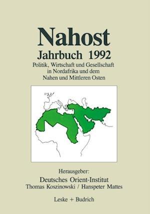 Nahost Jahrbuch 1992