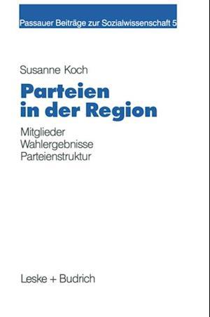 Parteien in der Region af Susanne Koch