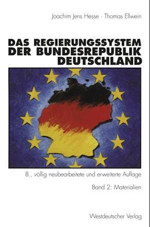 Das Regierungssystem der Bundesrepublik Deutschland af Joachim Jens Hesse, Ingrid Ellwein