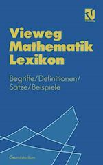 Vieweg Mathematik Lexikon af Joseph Maurer