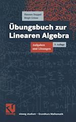 Ubungsbuch zur Linearen Algebra af Birgit Griese, Hannes Stoppel