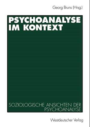 Psychoanalyse im Kontext