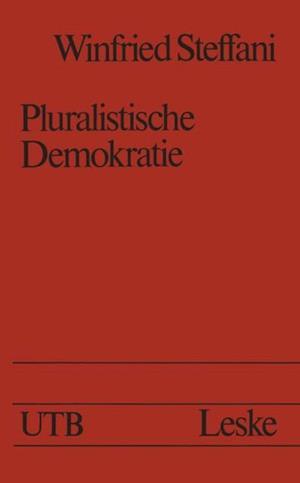 Pluralistische Demokratie