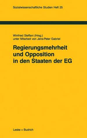 Regierungsmehrheit und Opposition in den Staaten der EG