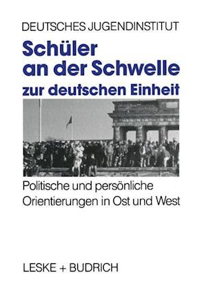 Schuler an der Schwelle zur deutschen Einheit