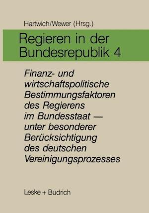 Regieren in der Bundesrepublik IV