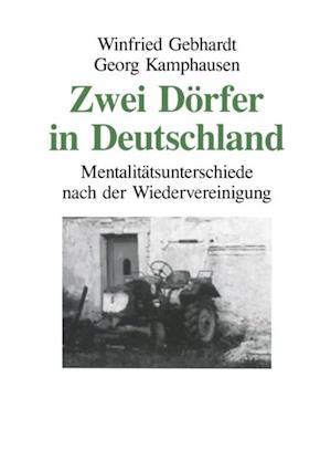 Zwei Dorfer in Deutschland af Winfried Gebhardt, Georg Kamphausen