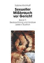 Sexueller Missbrauch VOR Gericht af Sabine Kirchhoff