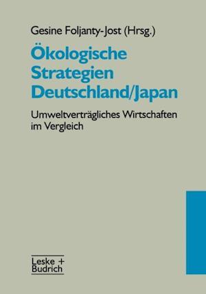 Okologische Strategien Deutschland/Japan