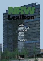 Nrw-Lexikon af Andreas Kost, Barbara Budrich, Ulrike Sommer
