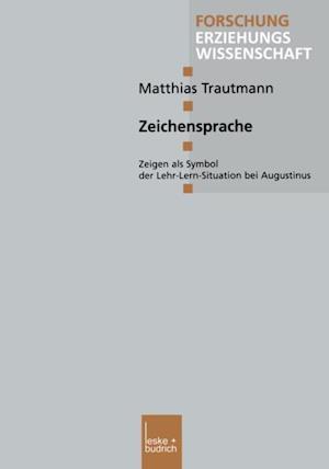 Zeichensprache af Matthias Trautmann
