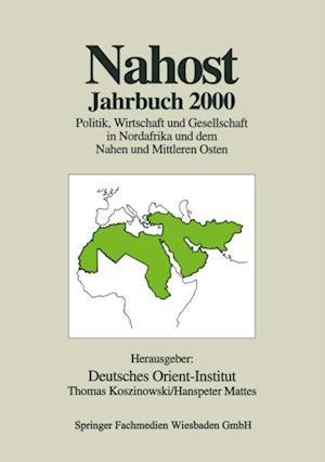 Nahost Jahrbuch 2000 af Hanspeter Mattes, Thomas Koszinowski