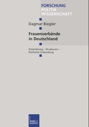 Frauenverbande in Deutschland af Dagmar Biegler