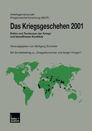 Das Kriegsgeschehen 2001