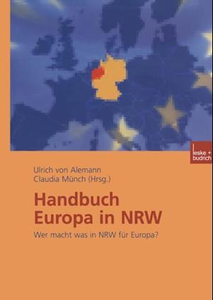 Handbuch Europa in NRW