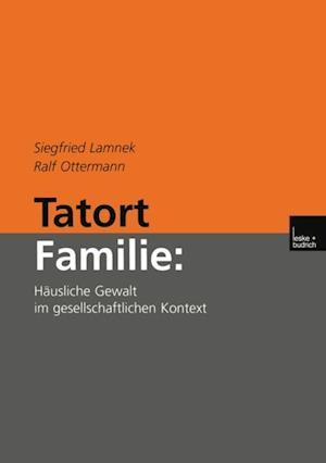 Tatort Familie: