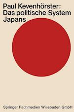 Das Politische System Japans af Paul Kevenhorster