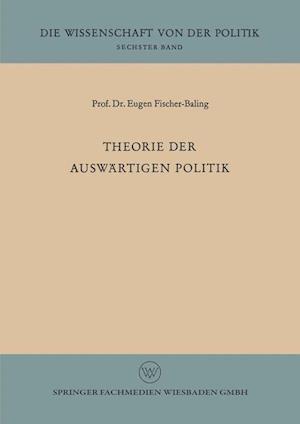 Theorie Der Auswärtigen Politik