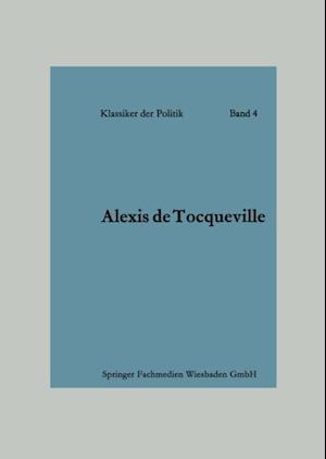 Das Zeitalter der Gleichheit af Alexis ˜deœ Tocqueville