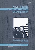 Forschungsjournal Neue Soziale Bewegungen
