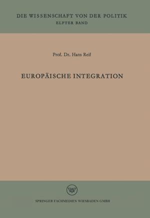 Europaische Integration af Hans Reif
