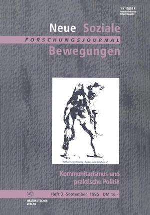 Kommunitarismus und praktische Politik af Ansgar Klein, Thomas Leif, Jupp Legrand