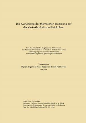 Die Auswirkung der thermischen Trocknung auf die Verkokbarkeit von Steinkohlen
